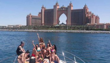 party yacht rental dubai